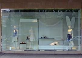 Vidrios comercios / tiendas