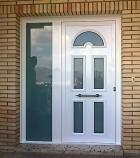 Puertas de Aluminio con Panel