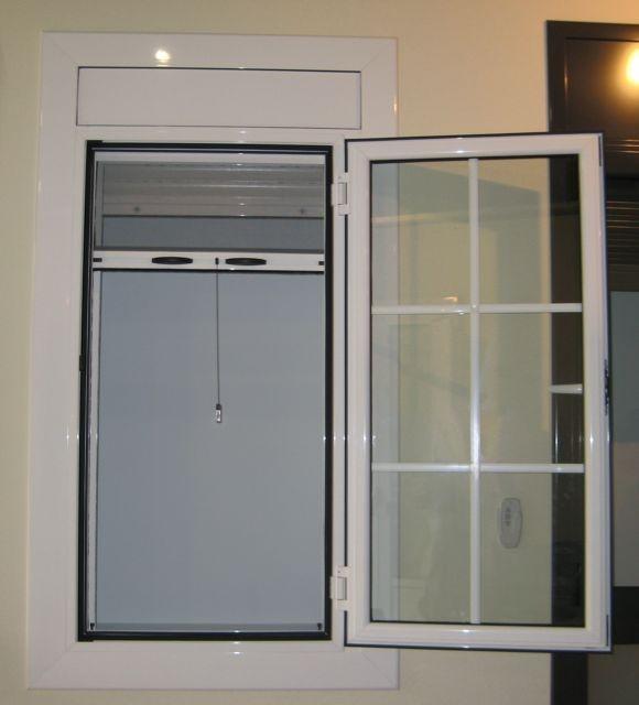 Instalacion de persianas en gracia for Reparacion de ventanas de aluminio